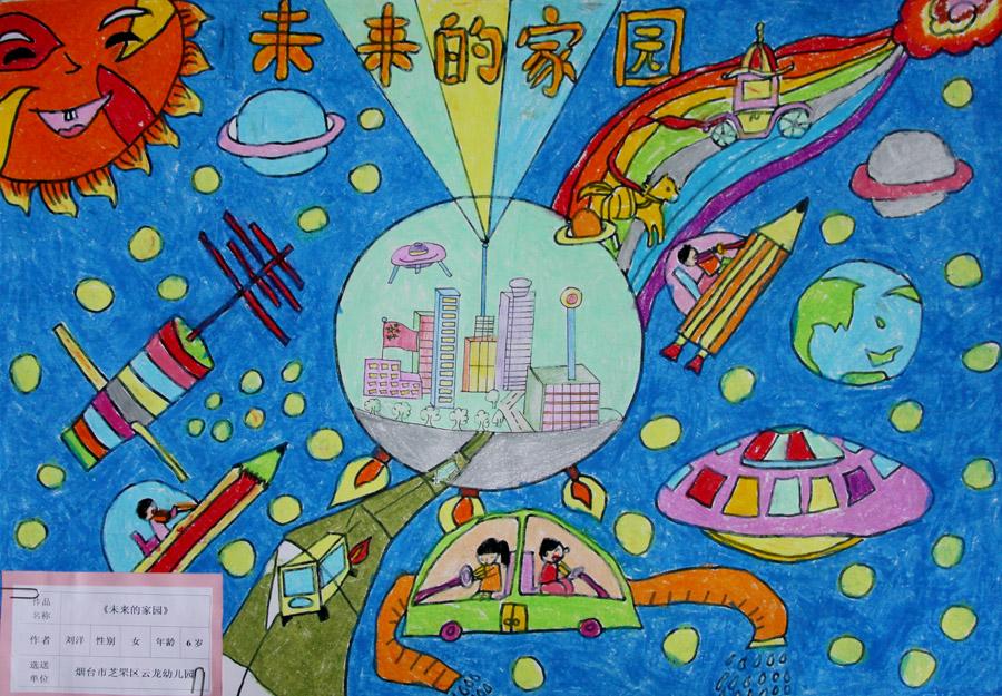 胶东在线 > 专题 > 2010创意绘画幼儿组  学校:云龙幼儿园 当前