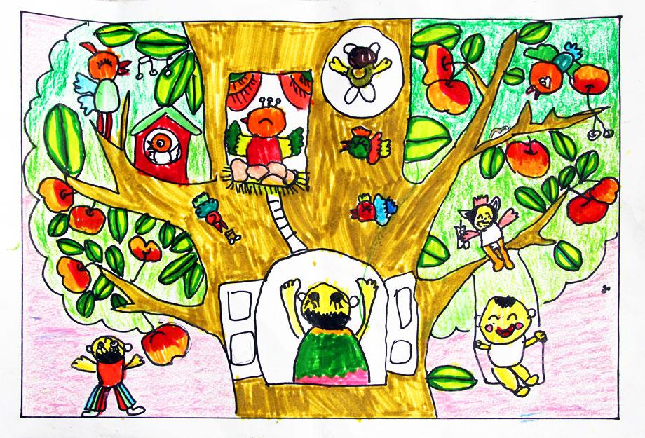 胶东在线 > 专题 > 2010创意绘画幼儿组