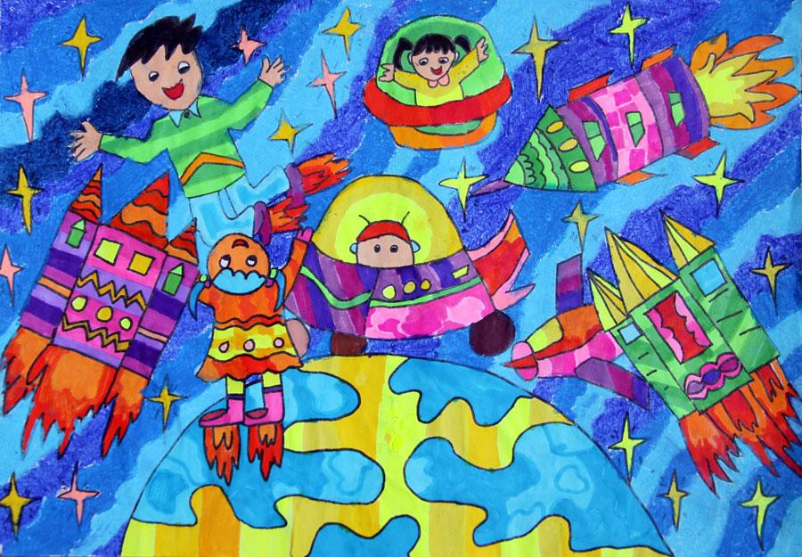 崔津铭 9岁 我也来自外太空图片