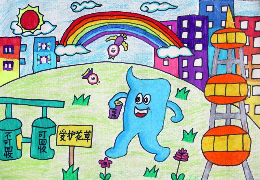 2010创意绘画小学组