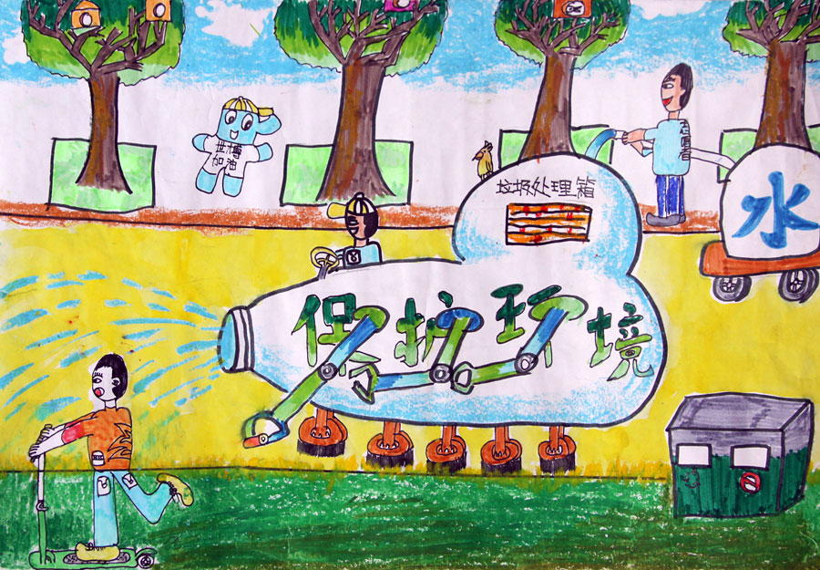 王润晨 11岁 小卫士图片