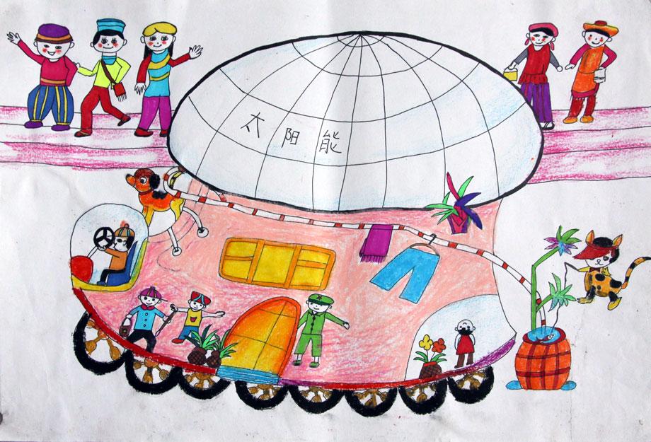 胶东在线 > 专题 > 2010创意绘画幼儿组  学校:莱阳市河洛中心幼儿园
