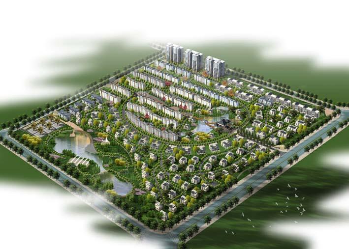 青岛怡信房地产投资顾问有限公司--金域蓝湾项目