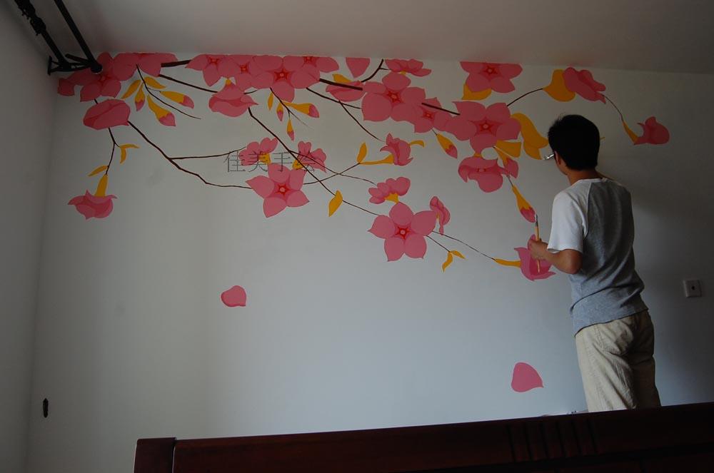 幼儿园背景墙图片; 幼儿园走廊布置图片图片15;
