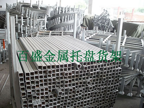 镀锌货架—冷库用—烟台百盛金属制品有限公司