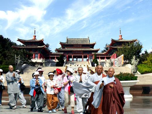 胶东旅游网 烟台旅游 威海石岛赤山风景区