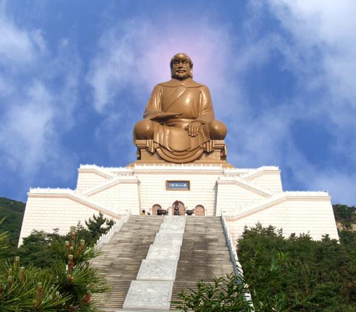 胶东旅游网 烟台旅游 景区 威海石岛赤山风景区